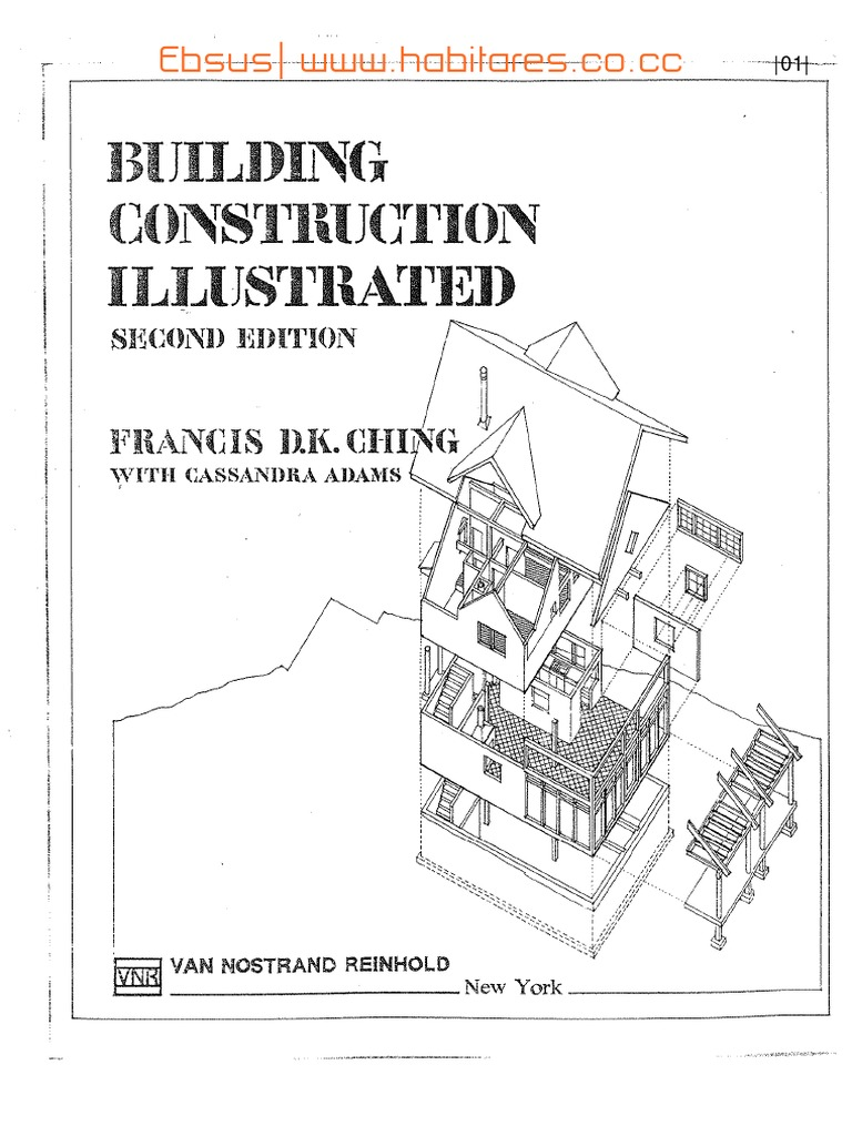 francis dk ching building construction illustrated pdf free download