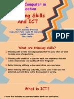 thinking skills and ict 1