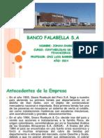 Banco Falabella Sa