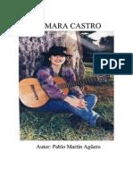 Tamara Castro - Libro Por Pablo Martín Agüero - 2014