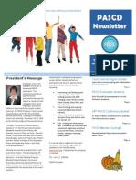 PASCD Newsletter November 2014