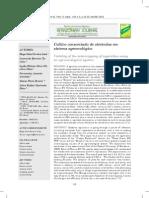 Cultivo consorciado de olerícolas em  sistema agroecológico