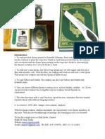 Quran Reading Electronic Pen by Online Academy LEARN Al Quran .Tk