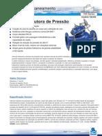 Valvula RedValvula-Redutora-de-Pressaoutora de Pressao 720ES 2