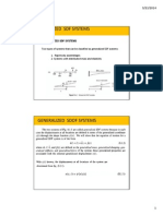 Part 09 - Generalized Sdof Systems Ch 8