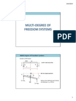 Part 10 - Ch 09 Mdof - Dem - Setting Up m k Matrices