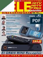 Revista TELE Satellite 1209