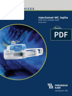 Injectomat MC Agilia DataSheet