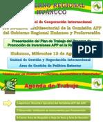 1era Reunion Comision Portafolio APP-GRH