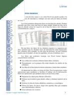 Leccion- Listas Excel