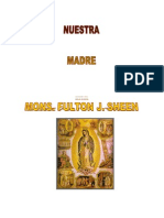 Fulton j. Sheen Mons. Nuestra Madre