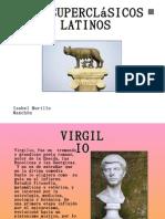 Clásicos latinos, literatura.