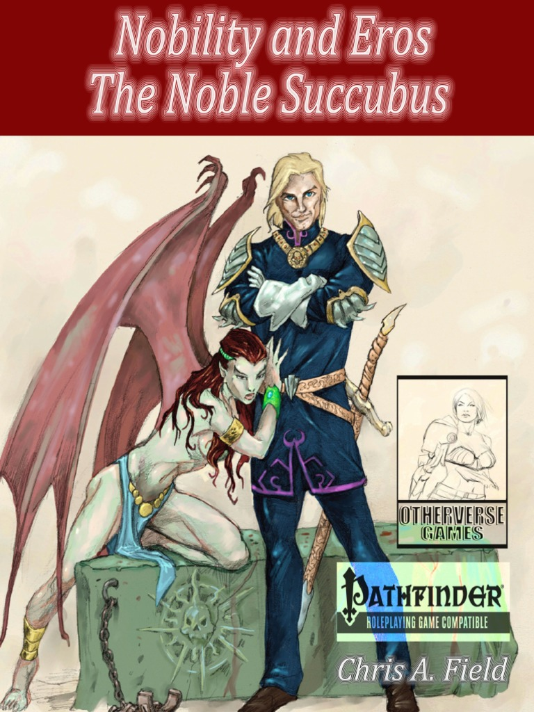 Nobility and Eros the Noble Succubus | Copyright