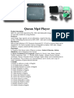 Quran Mp4 Player by Learn Al Quran .Tk Duas, Quran,Translation,Tafseer HAdith and Much More