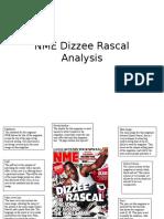 NME Dizzee Rascal Analysis