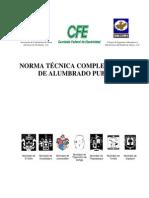 Norma Tecnica Alumbrado Publico (México)