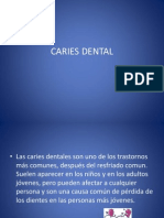 Caries Dental  ppt