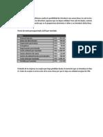 Contabilidad Gerencial - Ejercicios Cap 8