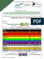 Código de Resistores e Capacitores - Feira de Ciências ..