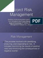 Risk Management Slides