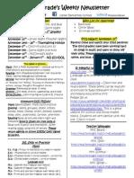 Newsletter 11-10-14