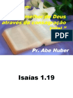 Abe - O Melhor de Deus 27 08