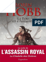 Le Fou Et l'Assassin - Hobb,Robin