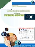Comprobante de Pago - Derecho Jp