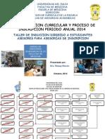 Planes de Inscripción 2014 Para Alumnos