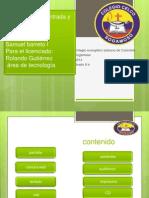 4ta Actividad Presentacion Microsoft Powerpoint Multimedia Imagen, Texto, Audio y Video