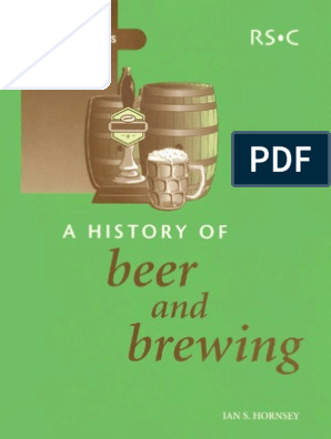 A History of Beer and Brewing | Brewing | Drink