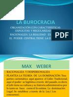 18. La Burocracia