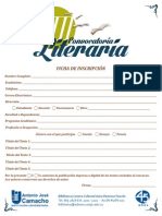 20140926 - Biblioteca - Ficha de Inscripción VIII Convocatoria Literaria.pdf