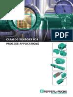 Catalogo Europeo General de Sensore Para Zonas Clasificadas