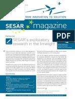 SESAR Magazine Issue12 Oct2014