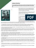 Achilli - La Novela Secreta Del Presidente Schreber