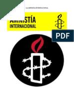 La Amnistía Internacional