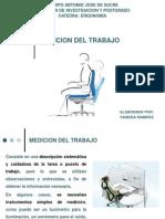 Medicion Del Trabajo Trabajo 7