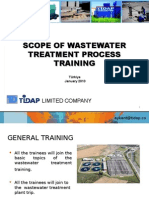 Waste Water Treatment Training Courses