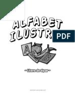 alfabet-ilustrat-bw