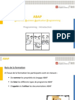 ABAP 20 Programming-Introduction V3