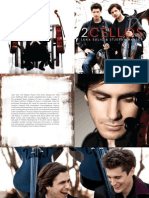 Digital Booklet - 2CELLOS