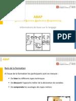 ABAP 21 Programming-Langage-Basis V4