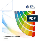 Paint Industry Report - SPA Sec - 15 June 2011 (1)