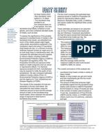 Gradient Study Fact Sheet 011204