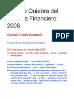 fundación del sistema financiero para un mundo y siglo