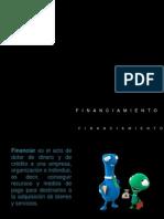 Financiamiento, administración