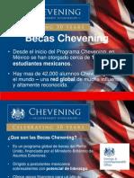 Chevening Scholarships Updated 2014