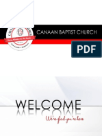 CBC Announcements - November 9th - Web Edition