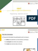 ABAP 22 Programming-Langage-Operations V4